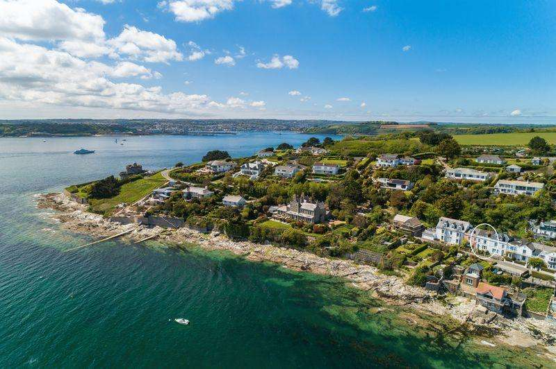 4 Bedrooms Terraced House for sale in St Mawes Waterfront