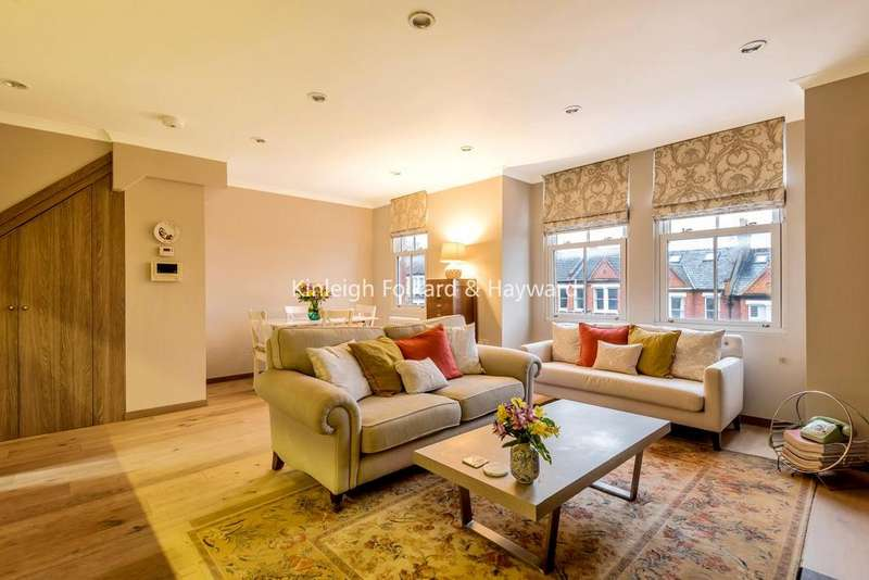 2 Bedrooms Flat for sale in Dunstans Road, East Dulwich