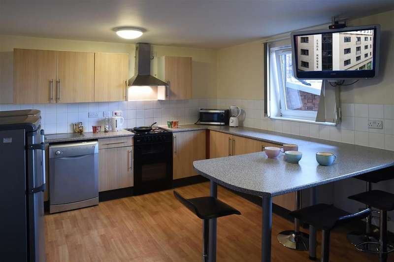 Studio Flat for sale in Asha House, 63 Woodgate, Loughborough
