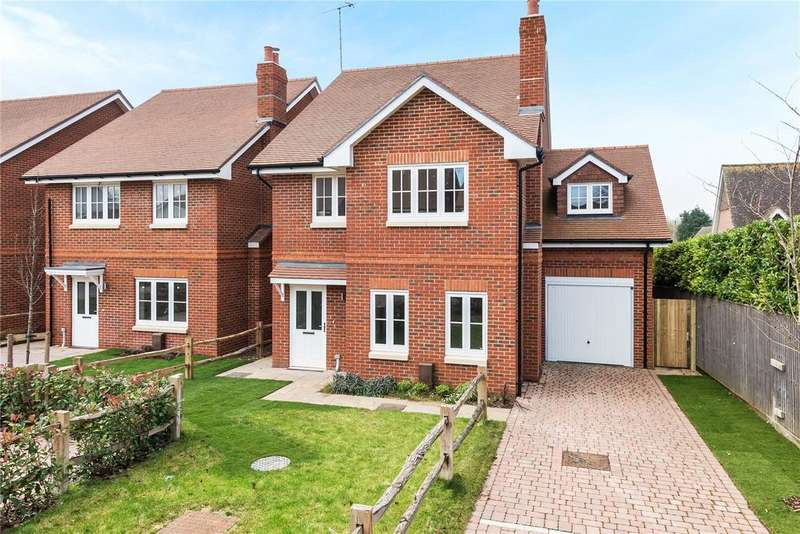 5 Bedrooms House for sale in The Paddocks, De Port Heights, Corhampton, Southampton, SO32