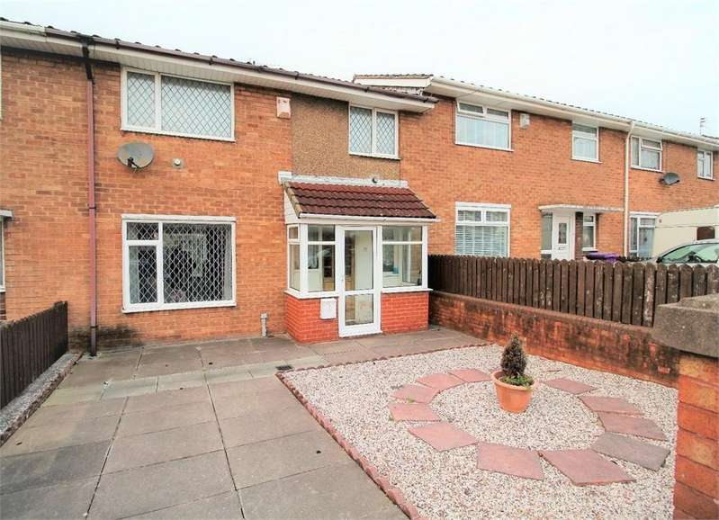 3 Bedrooms Town House for sale in Linkfield Close, LIVERPOOL, Merseyside