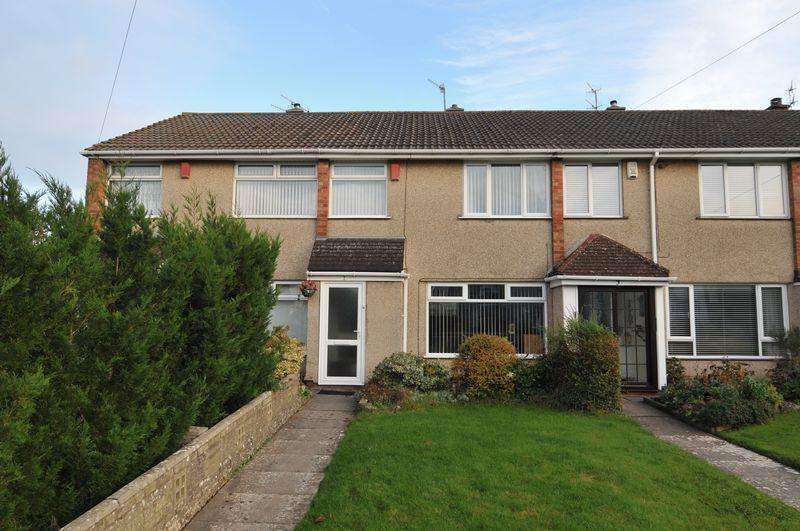 3 Bedrooms Terraced House for sale in Claydon Green, Whitchurch, Bristol, BS14