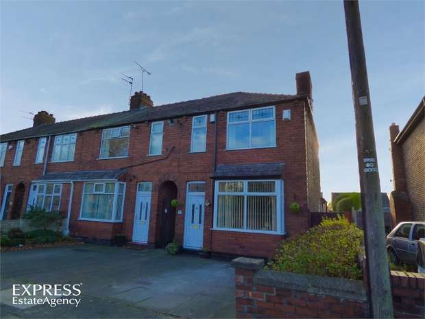 2 Bedrooms End Of Terrace House for sale in Crow Wood Lane, Widnes, Cheshire