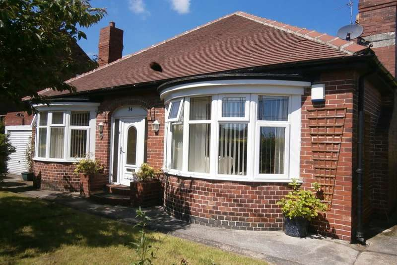 3 Bedrooms Detached Bungalow for sale in Maureen Terrace, Seaham, SR7