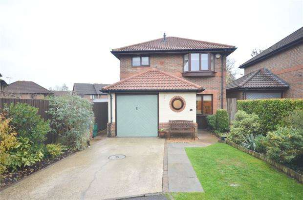 3 Bedrooms Detached House for sale in Big Barn Grove, Warfield