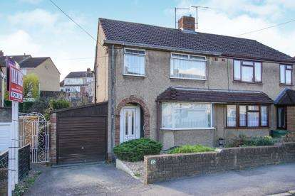 3 Bedrooms Semi Detached House for sale in Orchard Vale, Kingswood, Bristol, South Gloucestershire