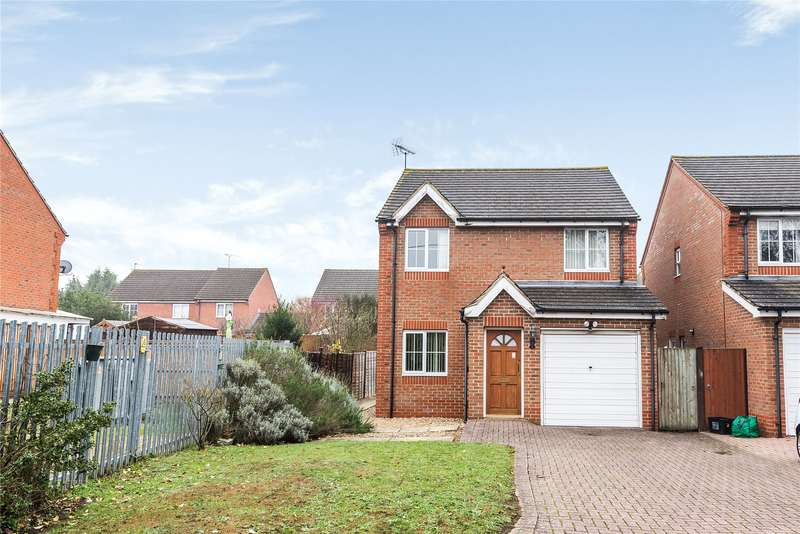 3 Bedrooms Detached House for sale in Arne Close, Reading Road, Winnersh, Wokingham, RG41
