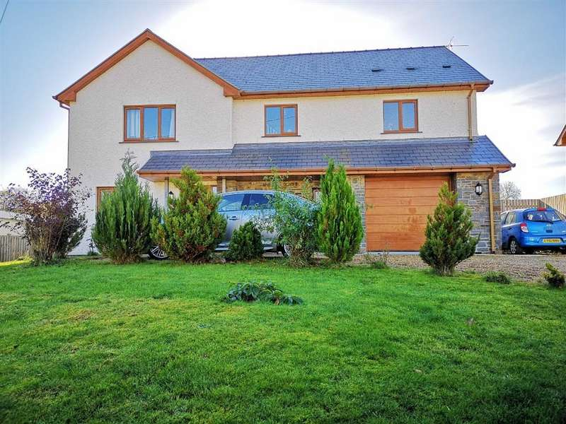 6 Bedrooms Detached House for sale in Pontrhydfendigaid, Ystrad Meurig