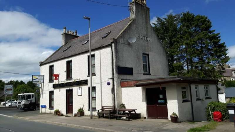 4 Bedrooms Pub Commercial for sale in Earl Of Aberdeen Arms Hotel, Auchreddie Road East, Turriff, Aberdeenshire
