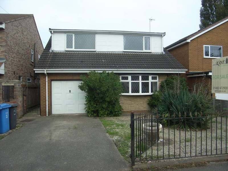 3 Bedrooms Detached House for sale in Chanterlands Avenue, West Hull, Hull, East Yorkshire