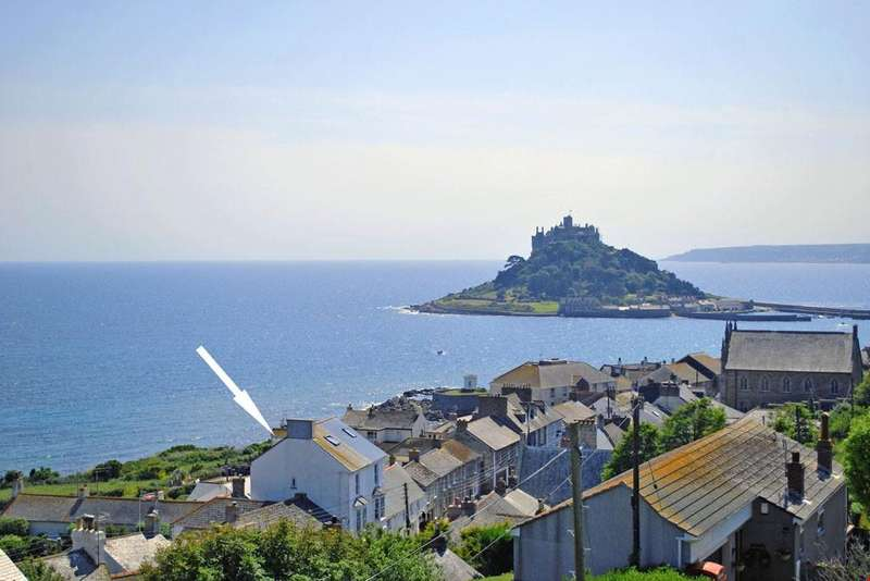 4 Bedrooms Semi Detached House for sale in Marazion,Penzance, Cornwall