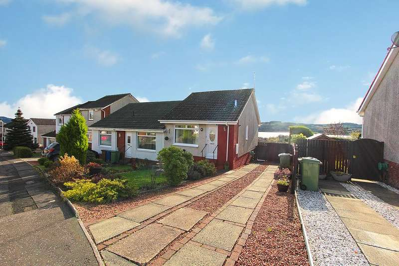 1 Bedroom Semi Detached Bungalow for sale in 47 Maple Avenue, Dumbarton G82