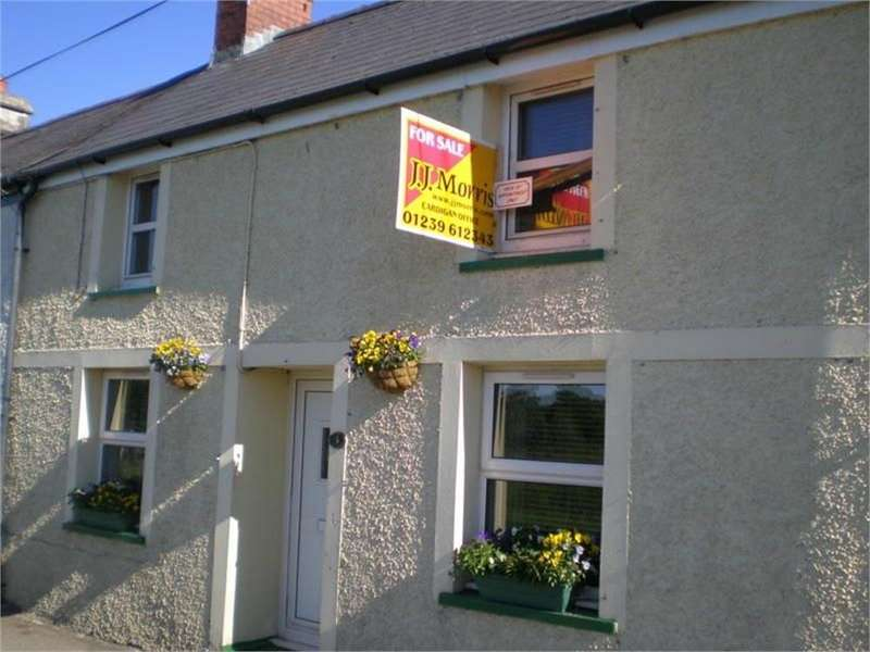 3 Bedrooms Terraced House for sale in 3 Taylors Row, Hermon, Glogue, Pembrokeshire