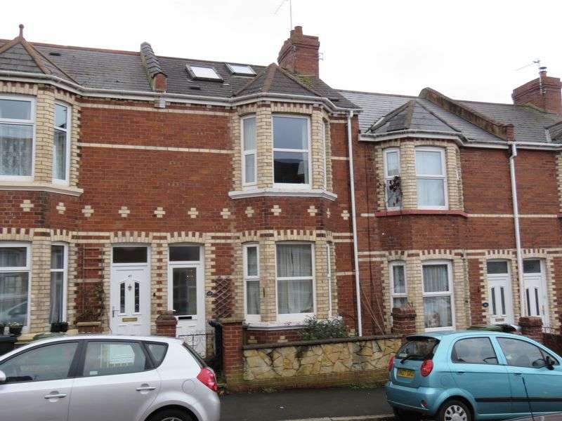 4 Bedrooms Property for sale in Ladysmith Road Heavitree, Exeter
