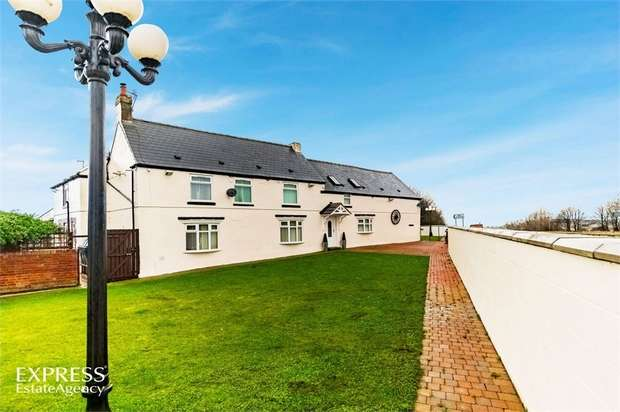 3 Bedrooms Detached House for sale in Garmondsway, Garmondsway, Ferryhill, Durham