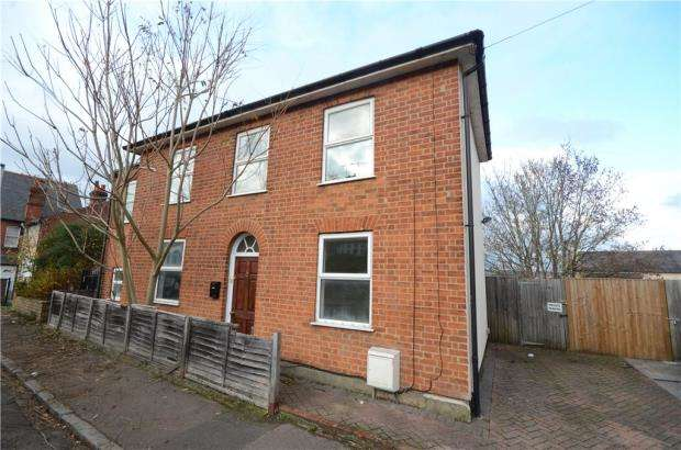 4 Bedrooms Detached House for sale in Argyle Road, Reading, Berkshire