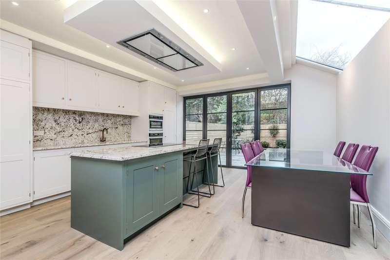 5 Bedrooms Terraced House for sale in Melrose Avenue, Southfields, London, SW19
