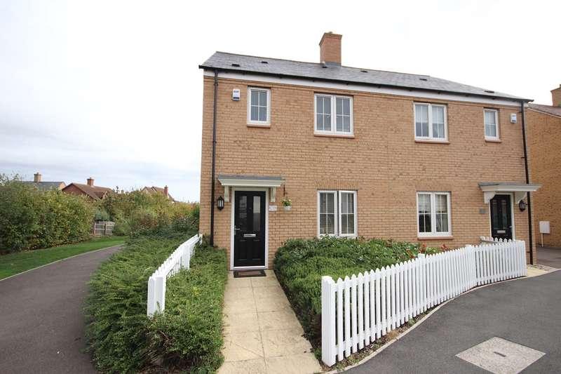 3 Bedrooms Property for sale in Alder Wynd, Silsoe , Bedfordshire, MK45