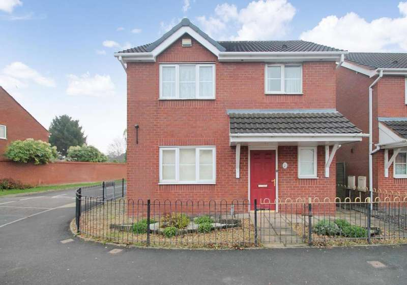 3 Bedrooms Detached House for sale in Lichfield Road, Brownhills,
