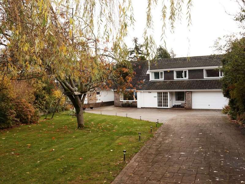 4 Bedrooms Detached House for sale in Woodcroft Close, Woodcroft