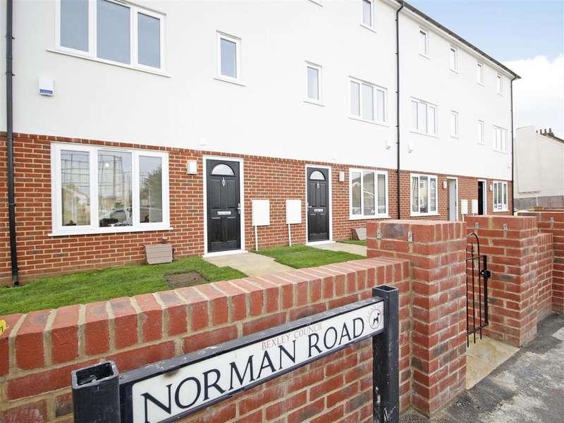 4 Bedrooms Terraced House for sale in Norman Road, Belvedere, DA17