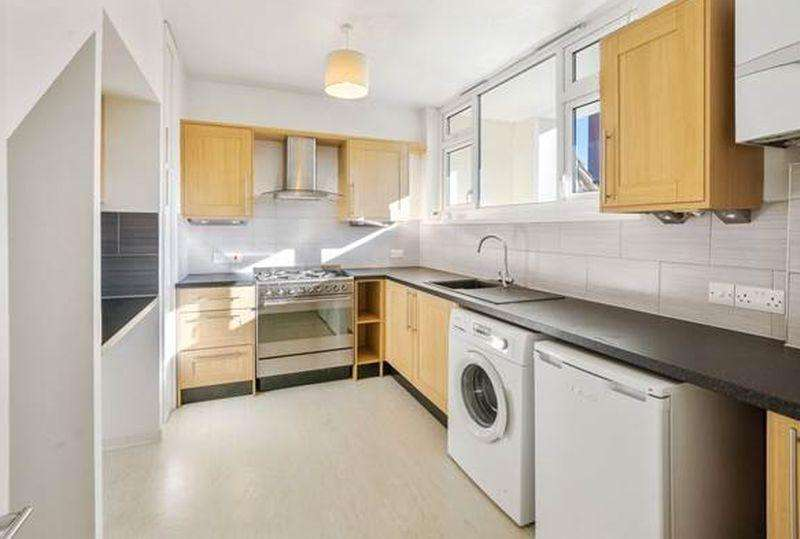 3 Bedrooms Flat for sale in Dobson Close, Swiss Cottage London