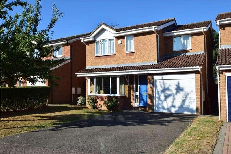 4 Bedrooms Detached House for sale in St Davids Close, STEVENAGE, Hertfordshire