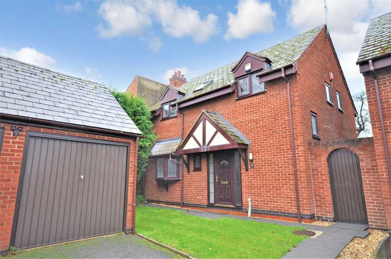 4 Bedrooms Detached House for sale in Howe Lane, Rothley, Leicester