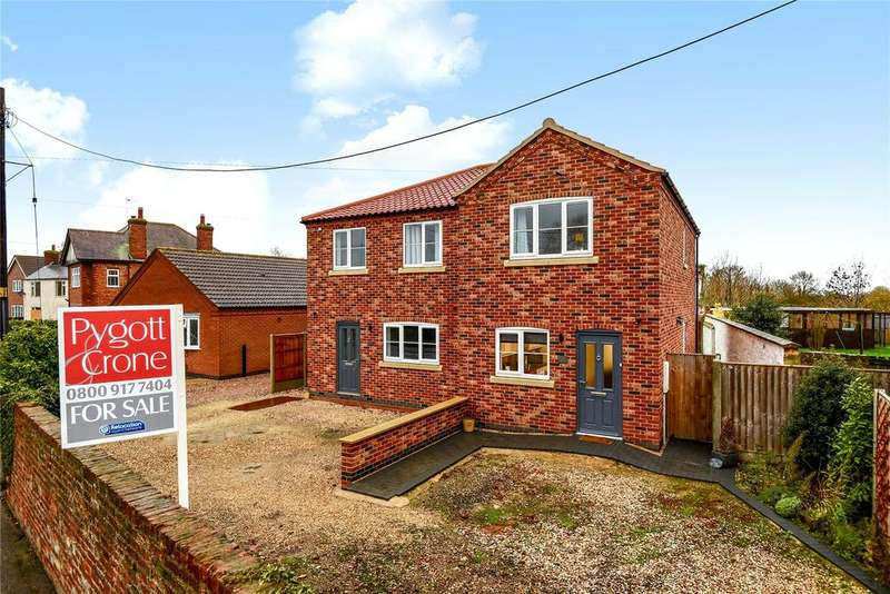 3 Bedrooms Semi Detached House for sale in West Street, Billinghay, LN4