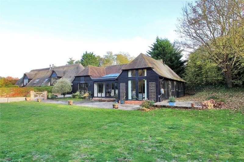 4 Bedrooms Detached House for sale in Ratling Road, Aylesham, Canterbury, Kent, CT3