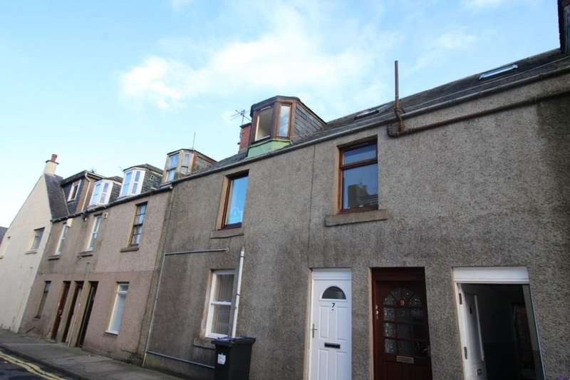 1 Bedroom Flat for sale in St. Johns Place, Montrose, DD10