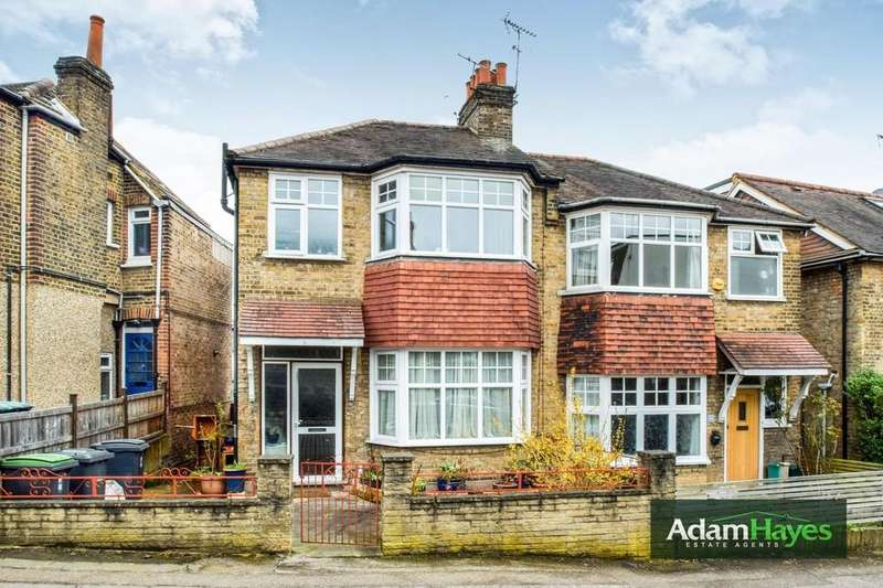 3 Bedrooms Semi Detached House for sale in Alexandra Gardens, Muswell Hill, N10