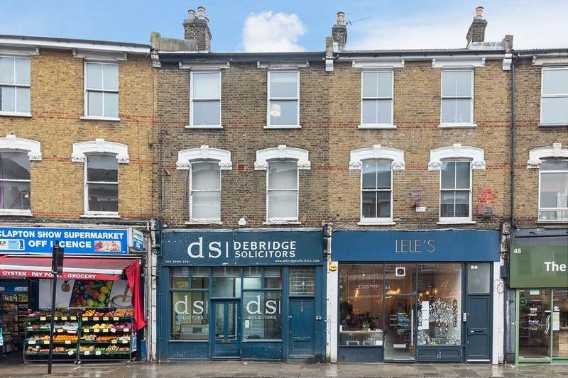 Land Commercial for sale in Lower Clapton Rd E5