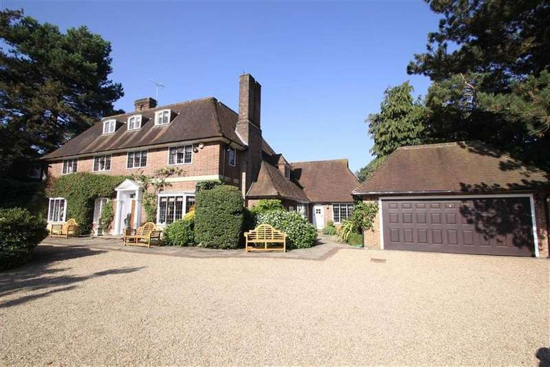 6 Bedrooms Detached House for sale in Camlet Way, Hadley Wood, Herts