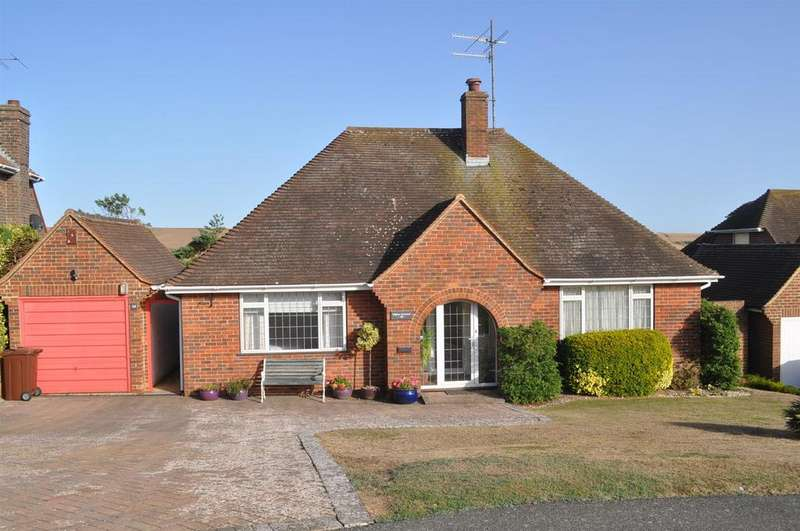 2 Bedrooms Detached Bungalow for sale in Michel Dene Road, East Dean, Eastbourne