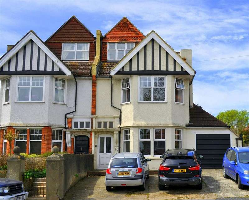 5 Bedrooms Semi Detached House for sale in Willingdon Road, Upperton, Eastbourne