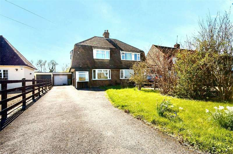 3 Bedrooms Semi Detached House for sale in Buckland Road, Buckland, Aston Clinton, Buckinghamshire