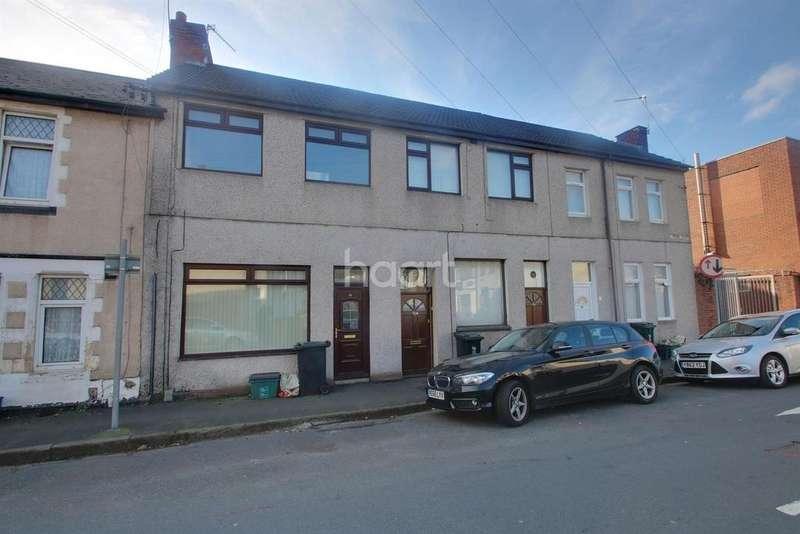 1 Bedroom Flat for sale in Conway Road, Newport