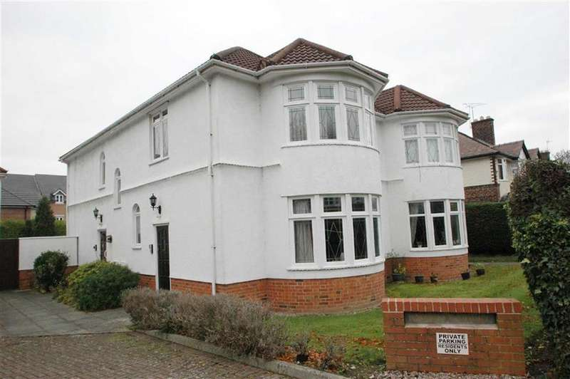 2 Bedrooms Retirement Property for sale in Knowsley Court, Knowsley Road, Hoole, Chester