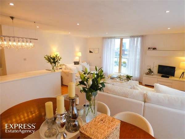 2 Bedrooms Flat for sale in 12 Arundel Street, Manchester