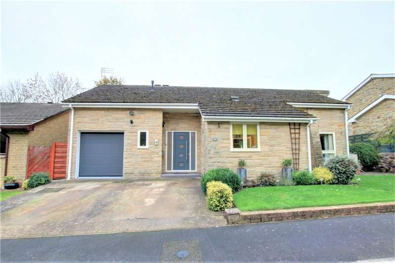 3 Bedrooms Detached Bungalow for sale in Birchwood Close, Beamish, County Durham, DH9