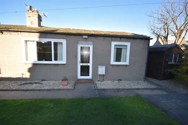 2 Bedrooms Semi Detached Bungalow for sale in Union Street, Lossiemouth, Lossiemouth