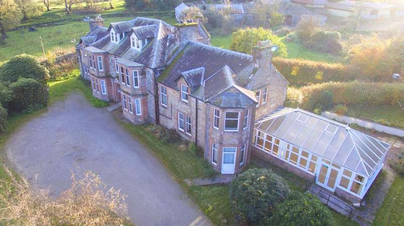 15 Bedrooms Country House Character Property for sale in Bridge of Dee, Castle Douglas DG7