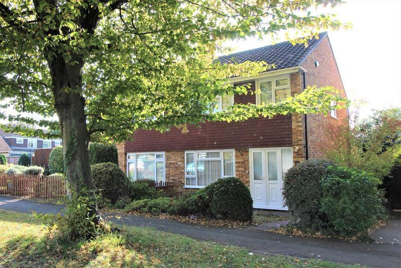 3 Bedrooms Semi Detached House for sale in Regents Close, Thornbury, Bristol, BS35 1HY