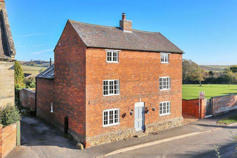 4 Bedrooms Detached House for sale in Main Street, Thorpe Langton