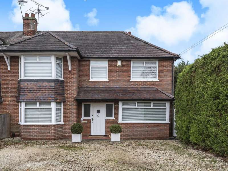 3 Bedrooms Semi Detached House for sale in Kidmore Road, Caversham, Reading, RG4