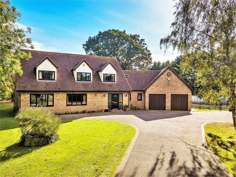 4 Bedrooms Detached House for sale in Malting Lane, Kirby-Le-Soken, Frinton-On-Sea