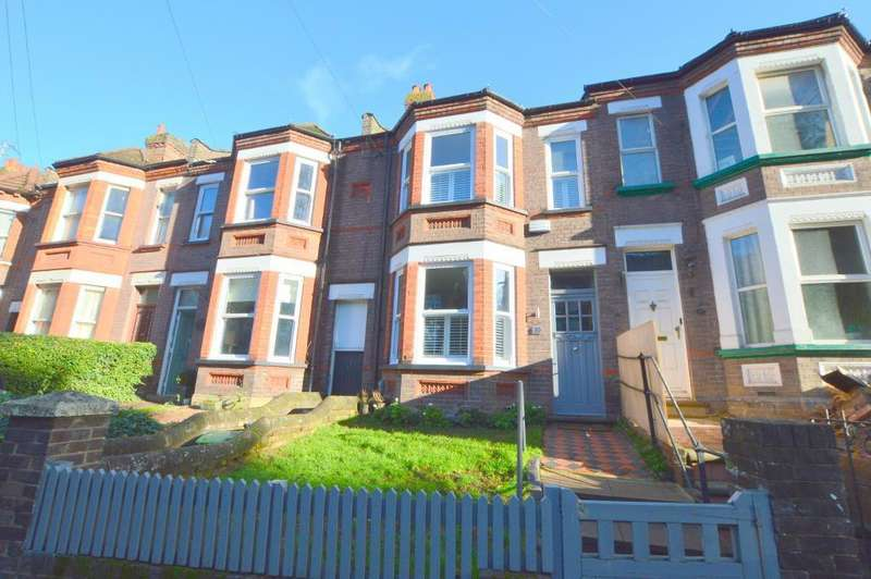 4 Bedrooms Terraced House for sale in London Road, South Luton, Luton, LU1 3UE