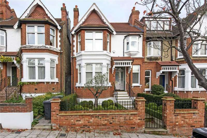 4 Bedrooms Semi Detached House for sale in Copley Park, London, SW16