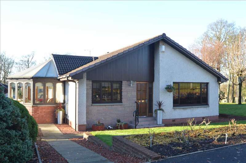 3 Bedrooms Bungalow for sale in Mcintosh Way, Motherwell